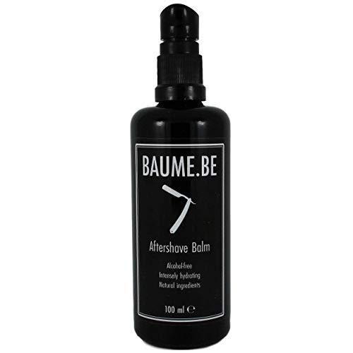 Baume.be Hydrating Natur Antiallergisch Alkohol Frei Aftershave Balsam für Empfindliche Haut 100ml