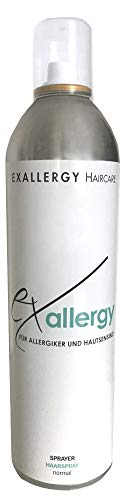 EXALLERGY Hairstyling Sprayer normal Haarspray für Allergiker (500 ml)
