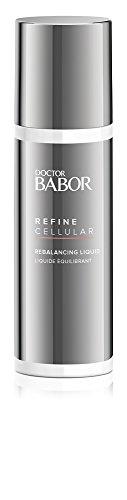 DOCTOR BABOR Rebalancing Liquid, ausgleichendes Gesichtswasser, beruhigend, reduziert Spannungsgefühle, ohne Duft- & Farbstoffe, alkoholfrei, 200ml