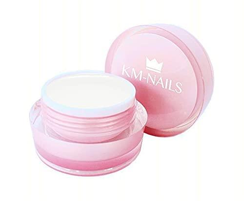 KM-Nails HQ freies klares 1 Phasengel 15ml Elastikgel für Allergiker