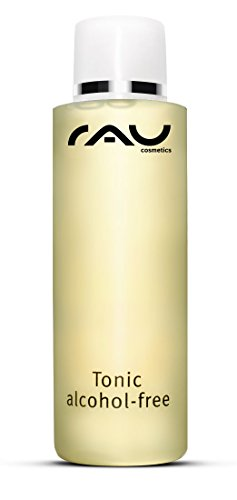 RAU Tonic alcohol-free (200 ml) - Gesichtswasser ohne Alkohol für Empfindliche und Trockene Haut