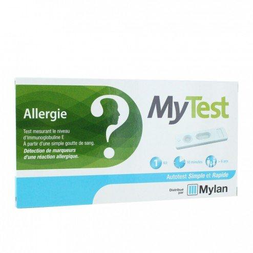 Mylan My Test Autotest Allergie