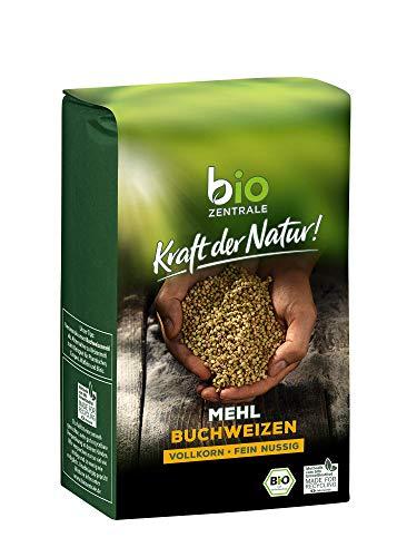 biozentrale Buchweizenmehl 6er Pack (6 x 500 g)