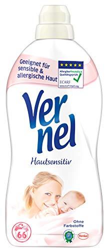 Vernel Hautsensitiv, Weichspüler, 2 l