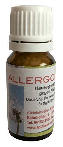 Allergolind Globuli - 10 g - klassische Homöopathie aus deutscher Traditionsapotheke