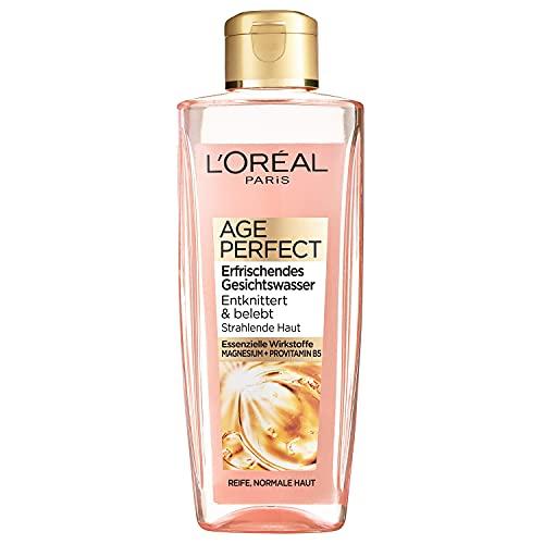 L'oréal Paris Age Perfect Erfrischendes Gesichtswasser, 1er Pack(1 X 200 Ml)