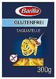 Barilla Pasta Tagliatelle Glutenfrei aus Reis und Mais, 8er Pack (8 x 300g)