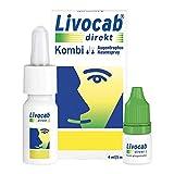 Livocab direkt Kombi Augentropfen und Nasenspray, 1 St. Kombipackung