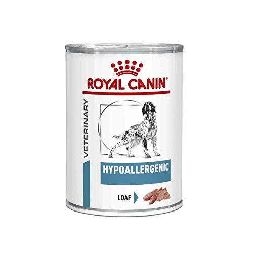 Royal Canin Hypoallergenic Hund 12 x 400 g Dosen