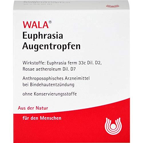 WALA Euphrasia Augentropfen, 30 St. Einzeldosispipetten