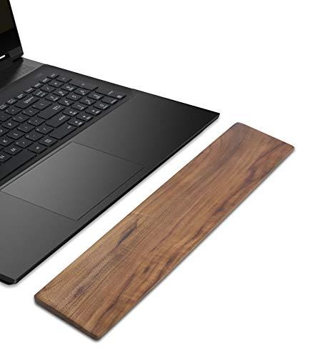SK Studio Handauflage für mechanische Tastatur, aus Massivholz Handpolster Handgelenkauflage rutschfester mechanischer Tastaturhalter für 87 Tasten Standard-Tastaturen und Notebook-Tastaturen