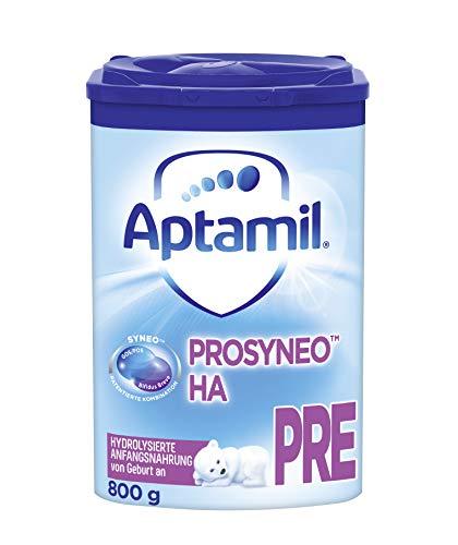 APTAMIL PROSYNEO HA PRE, Anfangsmilch von Geburt an, Baby-Milchpulver (1 x 800 g)