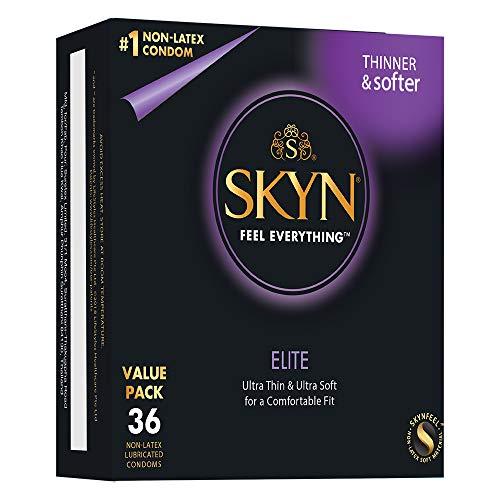 SKYN Elite, superdünne, latexfreie Kondome, 36 Stücke