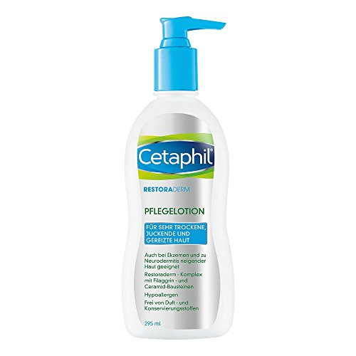Cetaphil Restoraderm Pflegelotion, 295 ml