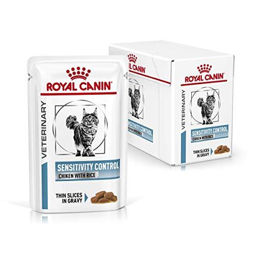 Royal Canin Veterinary Cat Sensitivity Control 12x85g