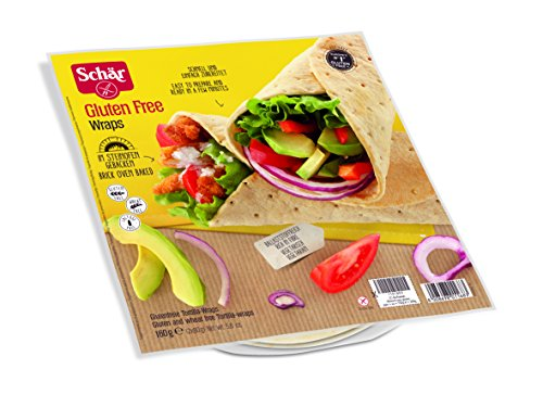 Schär Wraps glutenfrei 160g, 6er Pack