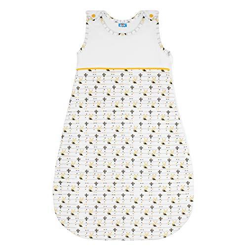 Sweety Fox - Schlafsack Baby - Zertifizierte Baumwolle 100% Bio OEKO-TEX® - Unisex