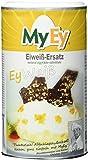 MyEy EyWeiß, Eiweiß-Ersatz, vegan, natürlich & voll aufschlagbar, mit pflanzlichen Proteinen, glutenfrei, 1er Pack (1 x 200)