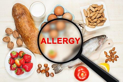 Lebensmittelunverträglichkeit Test Haaranalyse - Nahrungsmittelintoleranzen und -unverträglichkeiten, Schwermetalle in den Haaren testen   600 Lebensmittel & Nichtlebensmittel