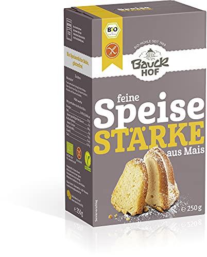 Bauckhof Feine Speisestärke Mais glutenfrei Bio (2 x 250 gr)