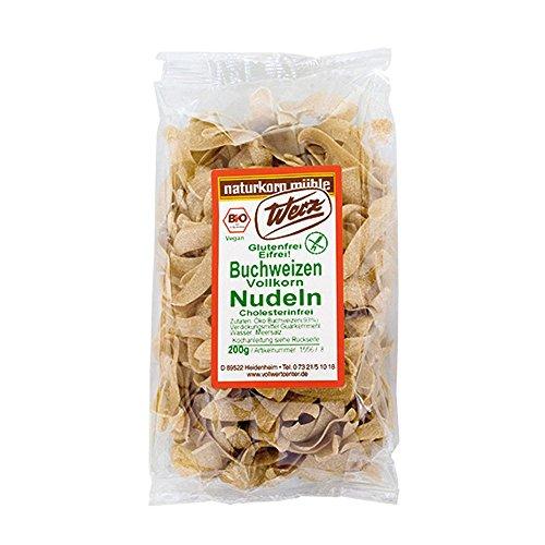 Buchweizen Nudeln glutenfrei 200,00 g