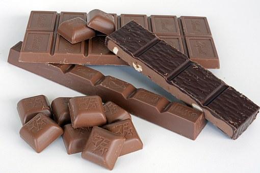 Schokolade Allergie