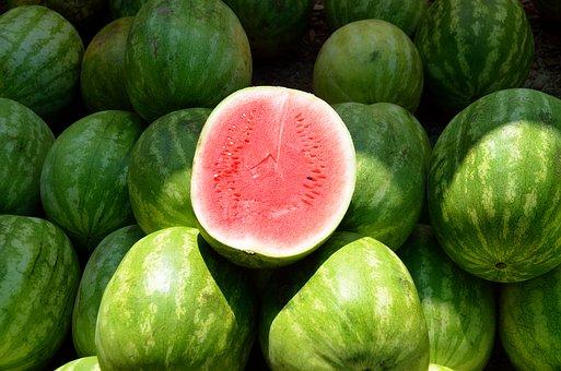 Melonen Allergie