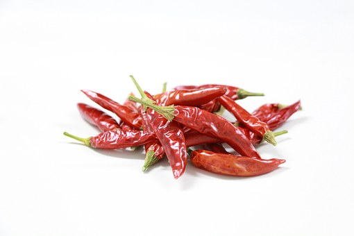 Chili-Capsaicin-Allergie