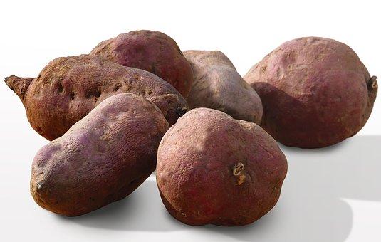 Süßkartoffel Allergie
