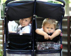 Allergie im Kinderwagen