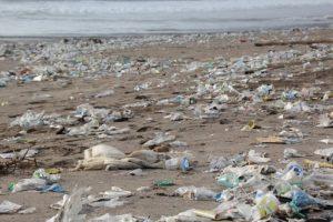 Kunststoffallergie, Plastikmüll