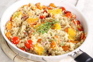 Saponin Unverträglichkeit, Quinoa