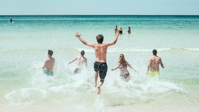 Sonnenallergie, Urlaub, Strand