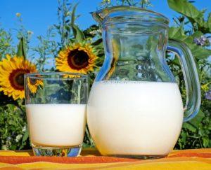 Sonnenallergie, Milch, Calcium