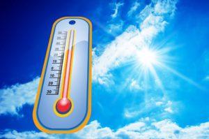 Hitzepickel oder Allergie