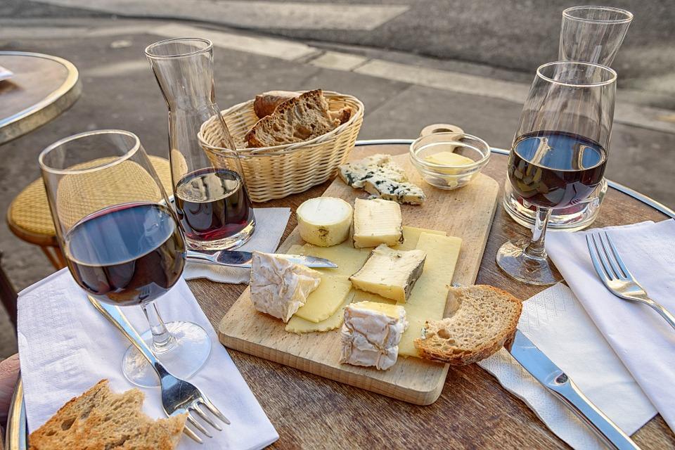 Histaminallergie, Histaminintoleranz gegen Wein und Käse