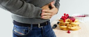 Histaminallergie, Histaminintoleranz, Bauchschmerzen