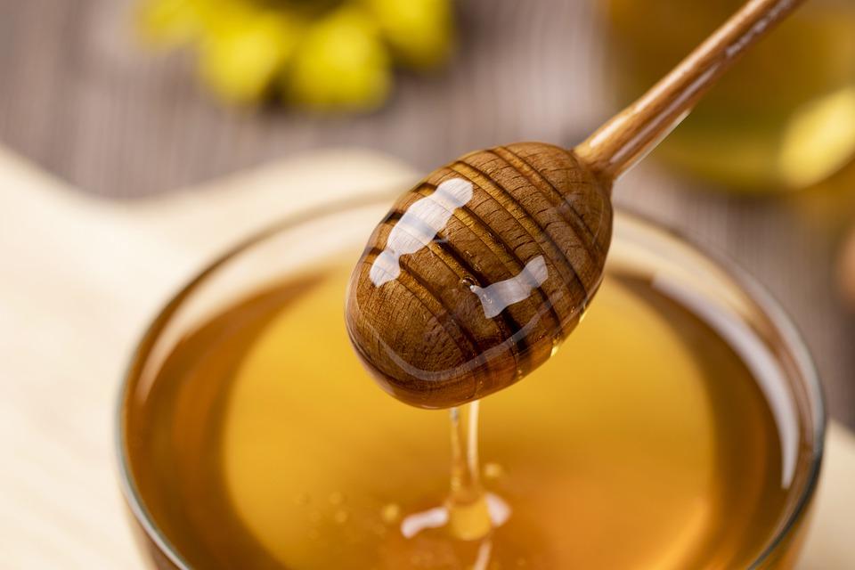 Honig ist gut für die Gesundheit